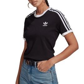 Blusinha Adidas 3 Stripes Black GN2900
