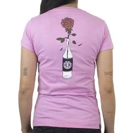 Blusinha Element Bottled Romance Rosa