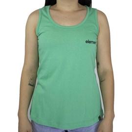 Blusinha Element Feminina Basic Verde