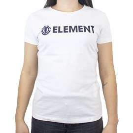 Blusinha Element Horizontal Essential Branco