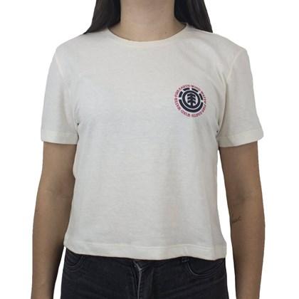 Blusinha Element Original Circle Off White