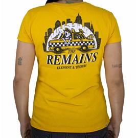 Blusinha Element Taxi Driver Amarelo