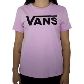 Blusinha Vans Flying V Crew Pink VN0A3UP40FS