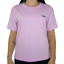 Blusinha Vans Junior V Boxy Pink VN0A4MFL0FS