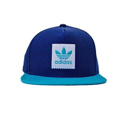Boné Adidas 2 Tone Snapback Azul