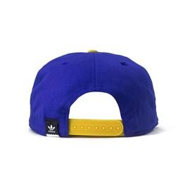 Bone Adidas 2tone Azul/amarelo