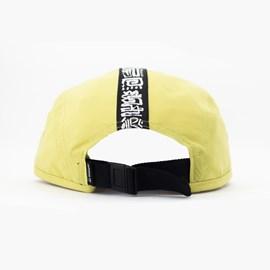 Bone Adidas 4panel Threes Amarelo