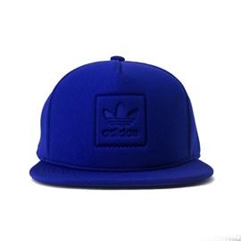 Bone Adidas Inject Snapback Azul