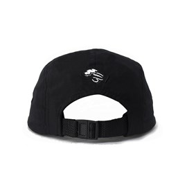 Bone Black Sheep Five Panel Patch Preto
