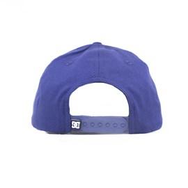 Bone Dc Shoes Cap Star 2 Aba Curva Azul Marinho