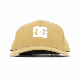 Bone Dc Shoes Cap Star 2 Aba Curva Marrom