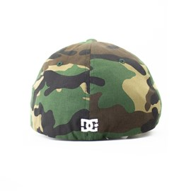 Bone Dc Shoes Cap Star 2 Imp Camo