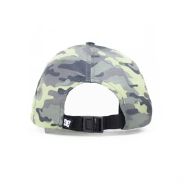 Bone Dc Shoes Chalker Aba Curva Camo