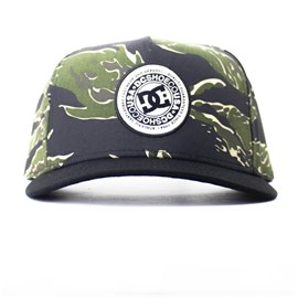 Boné Dc Shoes Reynotts 2 Snapback Imp Camo