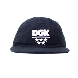 Boné Dgk All Star Camper Clipback Qsdgk19br Five Panel