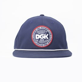 Bone Dgk Around The World Snapback