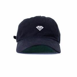 Boné Diamond Micro Brilliant Strapback  D17dmhz02 Black