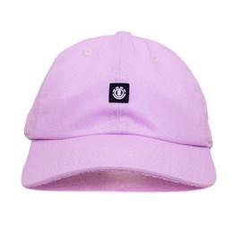Boné Element Fluky Dad Hat Aba Curva Rosa Claro