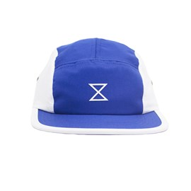 Bone Future Five Panel Logo Azul
