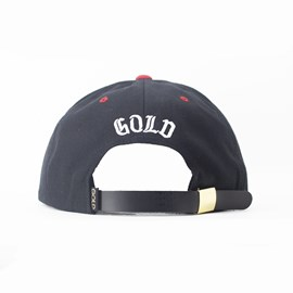Bone Gold Outfield Preto