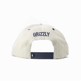 Bone Grizzly  Down And  Dirty Cream/navy