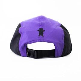 Boné Grizzly Griptape Five Panel Cap Hat I20GRB31 Purple