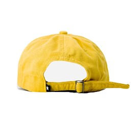 Boné Grizzly Late To The Game Dad Hat Gold