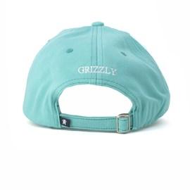 Boné Grizzly Og Bear Dad Hat Celadon SMB1635A01B