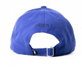 Boné Grizzly Og Bear Dad Hat SMB1635A01B Royal