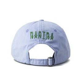 Bone Narina Aba Curva Brasil Azul