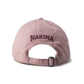 Bone Narina Aba Curva Pixador Rosa