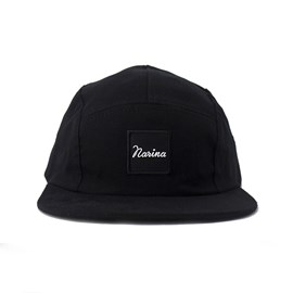 Bone Narina Five Panel Classic I Preto