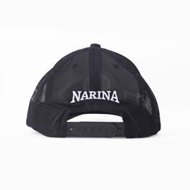 Bone Narina Trucker Preto