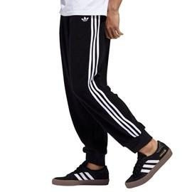 Calça Adidas Veludo Bouclette Black GD3506