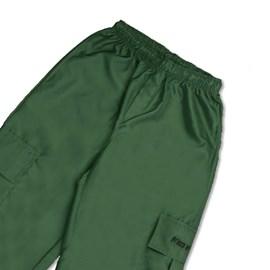 Calça Cargo Prince Tactel Verde Militar Novo