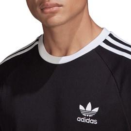 Camiseta Adidas 3 Stripes Black GN3495