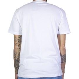 Camiseta Adidas Bb Print Tee 2 Branca Ec7361