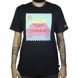 Camiseta Adidas Beavis And Butthead Preta