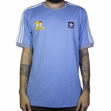Camiseta Adidas B&B Jersey Azul