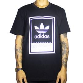Camiseta Adidas Botsford Preta