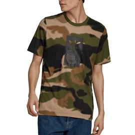 camiseta Adidas Camo Aop Tongue GN1863