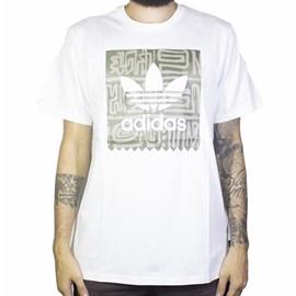 Camiseta Adidas Dakari Branca