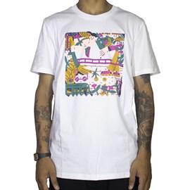 Camiseta Adidas Edgewood Branca