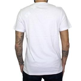 Camiseta Adidas Evison Branca