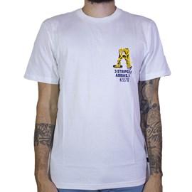 Camiseta Adidas Footfrwd Tee Branca Ec7289