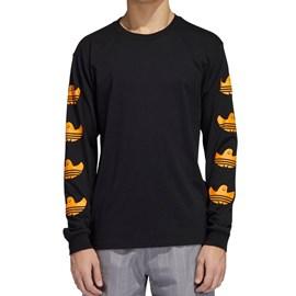 Camiseta Adidas G Shmoo Long Sleeve Black GD3125