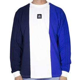 Camiseta Adidas Manga Longa Tripart