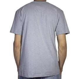 Camiseta adidas Solid Bb Cinza Verde