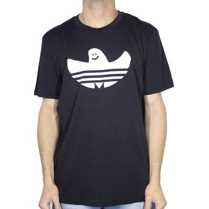 Camiseta Adidas Solid Shmoo Tee Preta