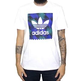 Camiseta Adidas Towning Branca